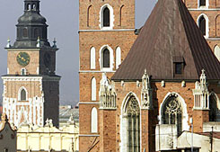 VOYAGES GROUPES CRACOVIE